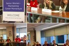 100 Women in Finance Event -Senior Women: Maintaining Career Momentum- October 25, 2017, New York